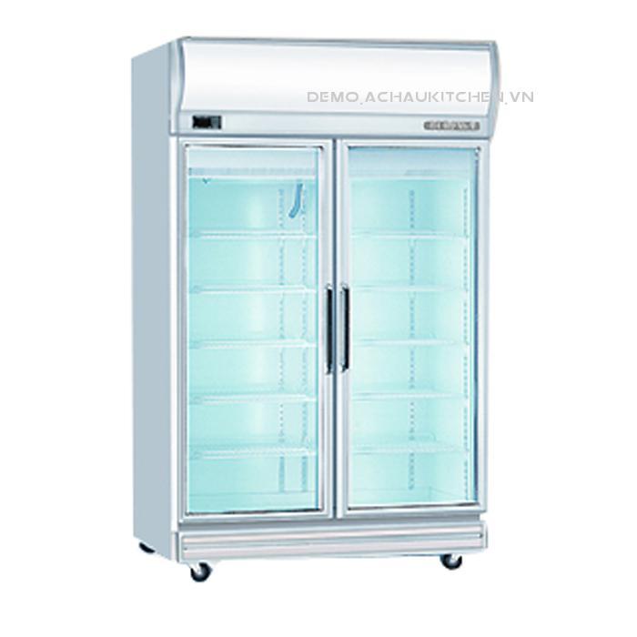 Tủ bảo quản thực phẩm tủ đông 2 cánh kính 2D/DF-S (1)