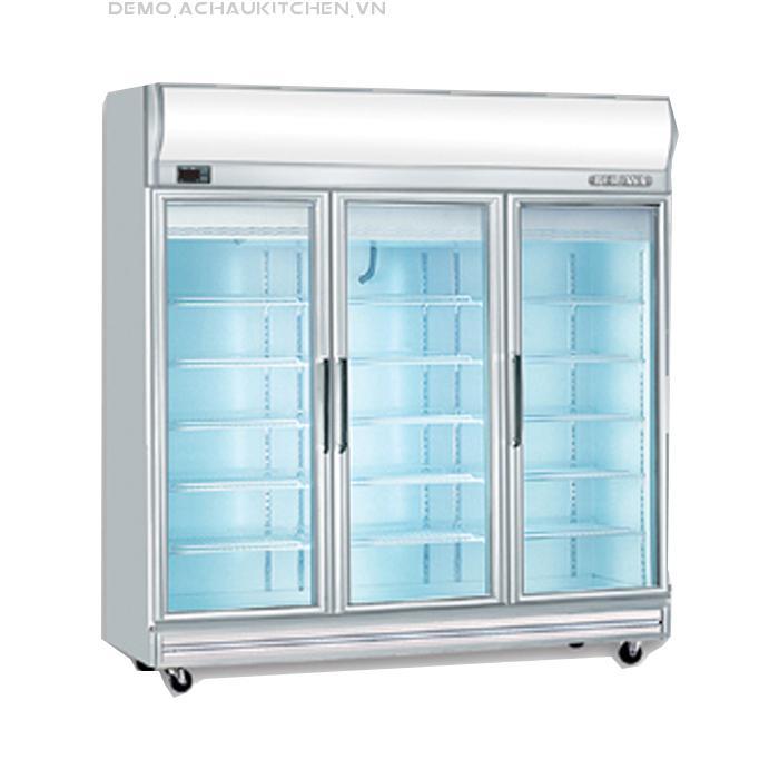 Tủ bảo quản thực phẩm tủ đông 3 cánh kính 3D/DF-S (1)